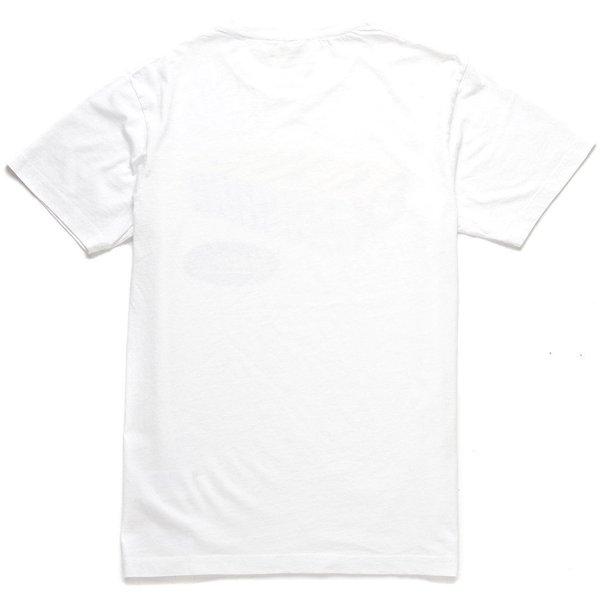 """DEUS EX MACHINA Shirt - """"Perps Tee"""" - weiß"""